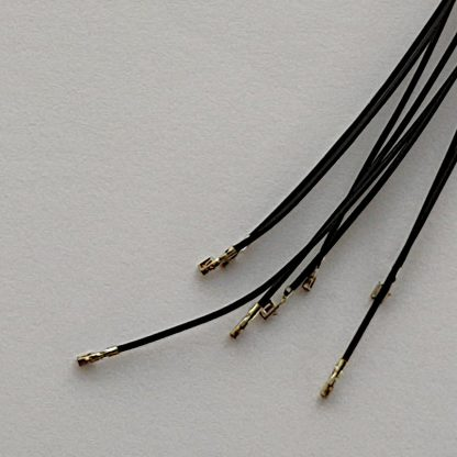 Cable assembly kit for connecting absolute encoders to Servosila SC-25 controllers