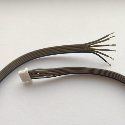Cable assembly for connecting Hall sensors to Servosila SC-25 controllers